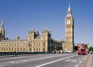 ロンドンのビッグベンの写真素材 [FYI00365502]