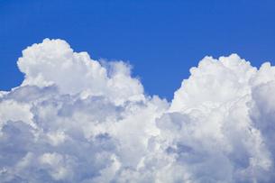 アマゾン川上空の雲の素材 [FYI00365772]
