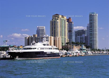 マイアミビーチ市の写真素材 [FYI00366093]