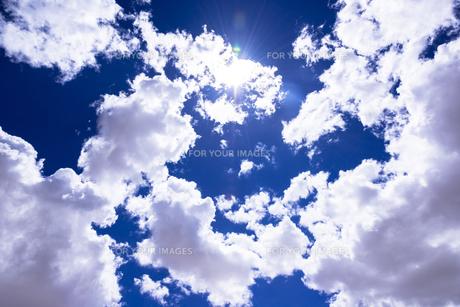 雲の素材 [FYI00366645]
