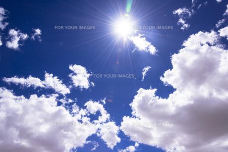 雲の素材 [FYI00366669]