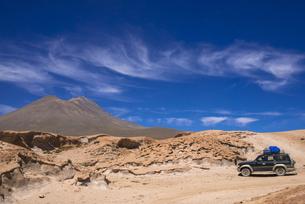 アルティプラーノ平原の火山地帯の写真素材 [FYI00366992]