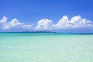 ロングビーチの海と空の素材 [FYI00367053]