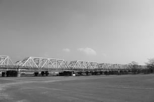 鉄橋の写真素材 [FYI00367171]