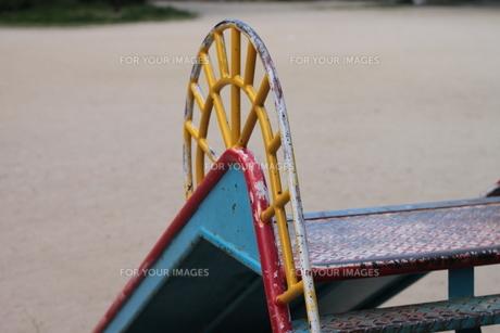 滑り台の写真素材 [FYI00367192]