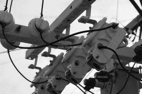 電気の写真素材 [FYI00367204]