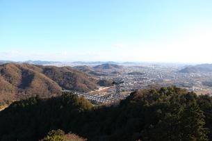 書写山からの眺望の写真素材 [FYI00367211]