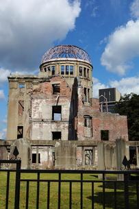 原爆ドームの写真素材 [FYI00367291]