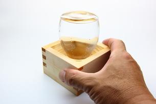 升酒の素材 [FYI00367374]