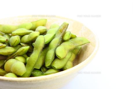 枝豆の写真素材 [FYI00367648]