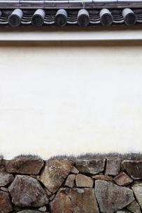 白壁の写真素材 [FYI00367662]