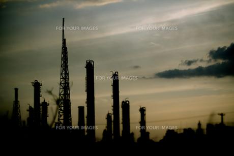 大気汚染01の素材 [FYI00367787]