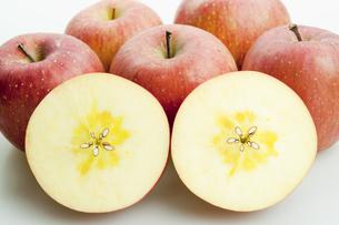 りんごの写真素材 [FYI00367940]