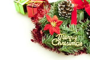 クリスマスイメージの写真素材 [FYI00367941]
