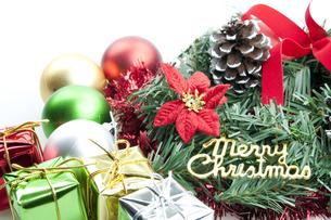 クリスマスイメージの写真素材 [FYI00367942]