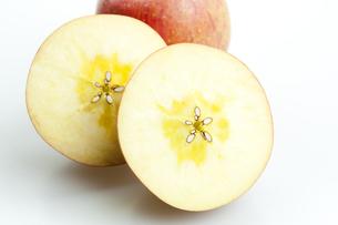 りんごの写真素材 [FYI00367944]