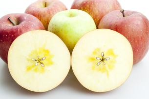 りんごの写真素材 [FYI00367952]