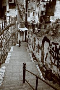 繁栄の影で…-マカオの写真素材 [FYI00368110]