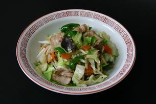 野菜炒めの写真素材 [FYI00368131]