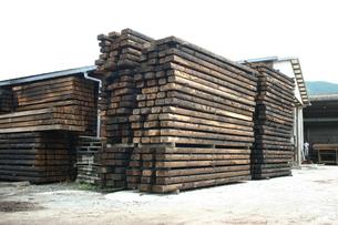 木材加工の写真素材 [FYI00368134]