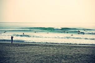 サーフィンの写真素材 [FYI00368136]
