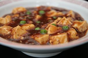 麻婆豆腐の写真素材 [FYI00368139]