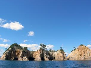 青海島の写真素材 [FYI00368298]