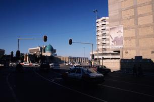 サダムフセイン時代のバグダッド市街の写真素材 [FYI00368442]