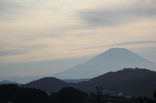 幻想的な富士の写真素材 [FYI00368504]