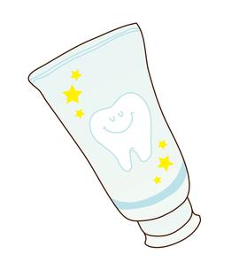 歯磨き粉の写真素材 [FYI00368505]
