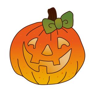 ハロウィンのかぼちゃの写真素材 [FYI00368507]