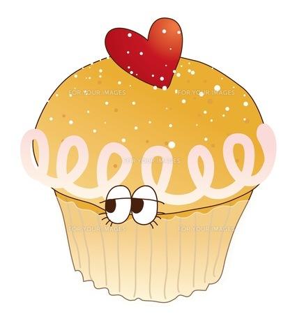 カップケーキの写真素材 [FYI00368515]