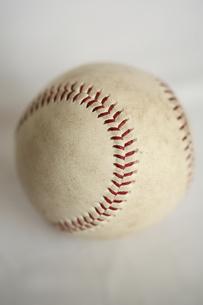 野球のボールの写真素材 [FYI00368555]