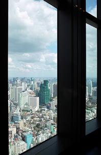 六本木ヒルズからの眺望の写真素材 [FYI00368558]