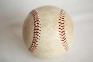 野球のボールの写真素材 [FYI00368559]