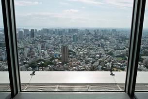 六本木ヒルズからの眺望の写真素材 [FYI00368560]