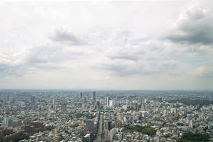 六本木ヒルズからの眺望の写真素材 [FYI00368565]