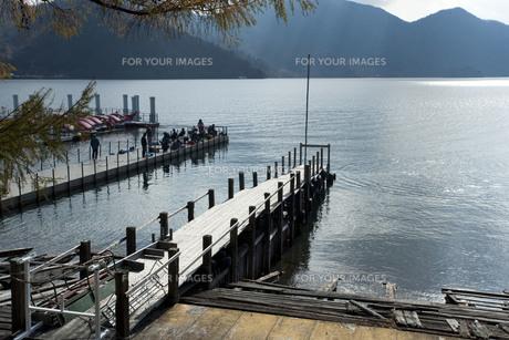 湖の写真素材 [FYI00369402]