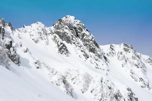 雪山の素材 [FYI00369551]