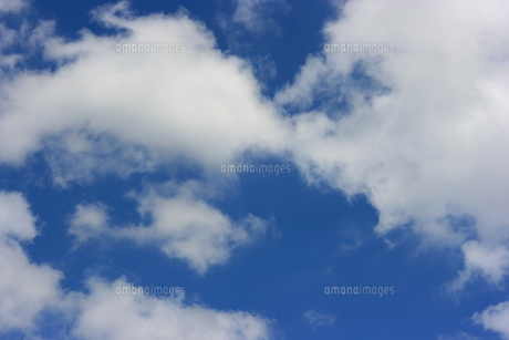 青空と雲の写真素材 [FYI00369719]