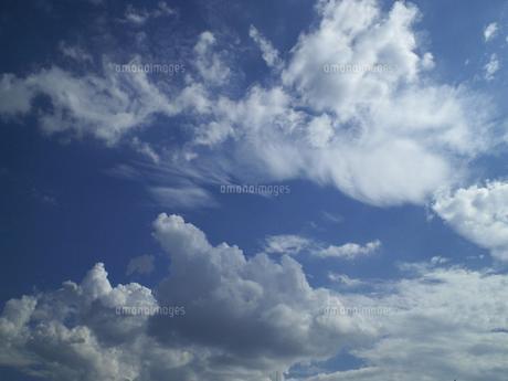 雲の写真素材 [FYI00369780]