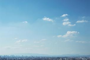 大都市遠望の写真素材 [FYI00377202]