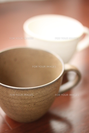 マグカップの写真素材 [FYI00377446]