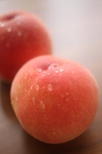 桃の素材 [FYI00377450]