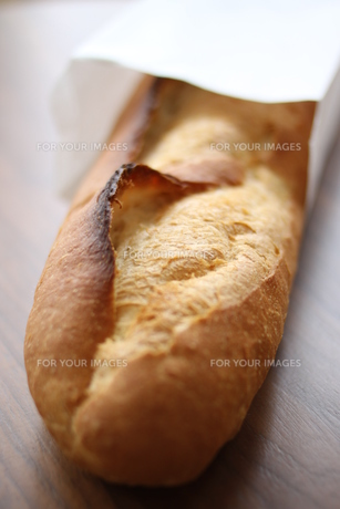 フランスパンの素材 [FYI00377476]