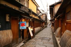 夏の京都の写真素材 [FYI00377571]