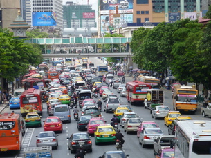 交通渋滞の写真素材 [FYI00377759]