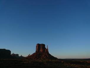モニュメント・バレー (Monument Valley)の写真素材 [FYI00377784]