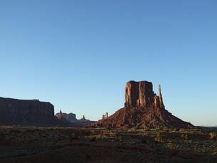 モニュメント・バレー (Monument Valley)の写真素材 [FYI00377786]