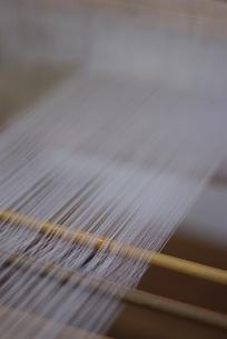機織りイメージの写真素材 [FYI00377946]